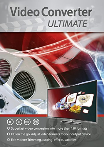 VideoConverter Ultimate - Superfast Video Conversion Into More than 150 Formats (Video Convert Software compare prices)