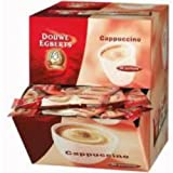 Douwe Egberts Cappuccino Instant Coffee Granules Stick Sachets (pack of 20 sachets)