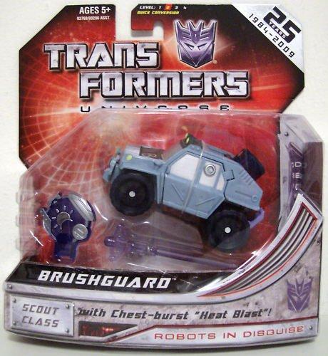 Transformers Universe Brushguard Cybertron series