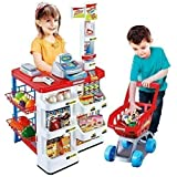 WonderKart Battery Operated Home Super Market Set With Shopping Basket..- Educational And Interactive Toy