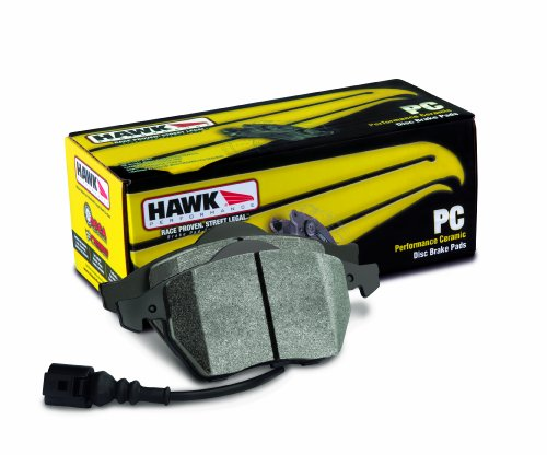 Hawk Performance Hb642Z.658 Performance Ceramic Brake Pad