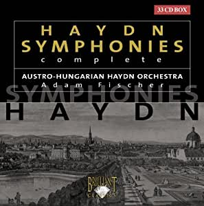 Symphonies Complete. 33 CD Box