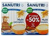 Sanutri - Papilla Multicereales Bífidus Sanutri 600 gr