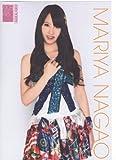 AKB48 第25弾 公式生写真ポスターA4 (期間限定) 【永尾まりや】