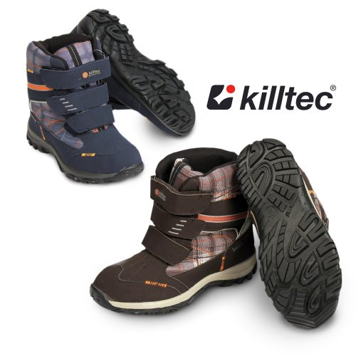 killtec® Jaganeo Kinder Winterstiefel