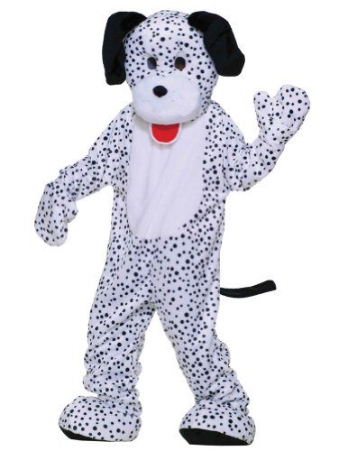 Dalmation Mascot Costume Halloween Costume - Most Adults