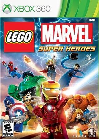 LEGO: Marvel - Xbox 360