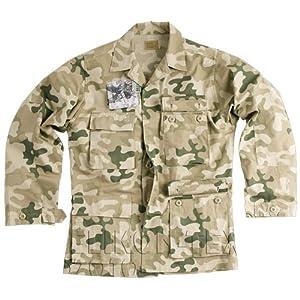 Helikon Genuine BDU Jacket Army Tactical Combat Mens Shirt Polish Desert Camo by Helikon