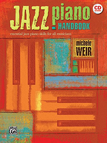 Jazz Piano Handbook: Essential Jazz Piano Skills for All Musicians