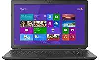Toshiba Satellite C50-B P0010 15.6-Inch Laptop (Carbon Black) without Laptop Bag