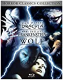 Bram Stoker's Dracula & Mary Shelley's & Wolf [Blu-ray] [US Import]