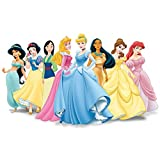 ArtzFolio Disney Princesses Premium Wall Art Poster Digital Paper Print Like Hand Painting For Home Décor Living...