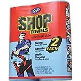 2PK 55Sheet Shop Towel