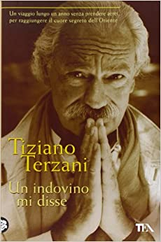 "Places of ""Un indovino mi disse"" by Tiziano Terzani"