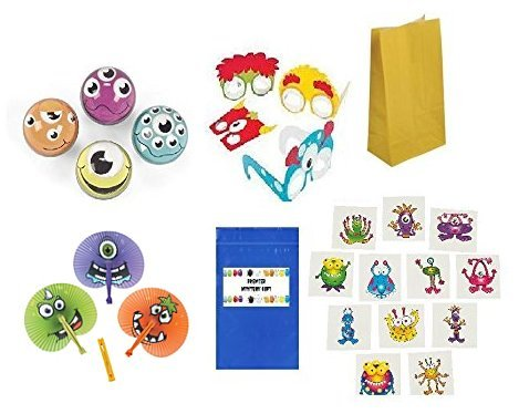 Goofy Monster Party Favor Set (Sea Devil Costume compare prices)
