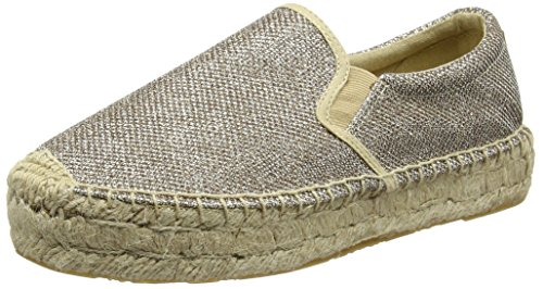 ReplayClene - Espadrillas Donna , Oro (Gold (GOLD 26)), 38