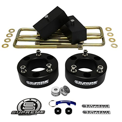 Supreme Suspensions - Silverado Lift Kit 3