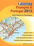 Atlas routier Michelin Espagne-Portug...