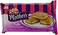 Mother's Taffy Sandwich Cookies, 16-Ounce Packages (Pack of 4)