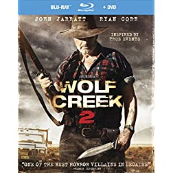 Wolf Creek 2 (BD / DVD Combo) [Blu-ray]