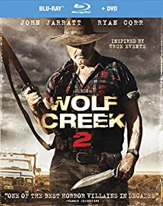 Wolf Creek 2 [Blu-ray] [2013] [US Import]