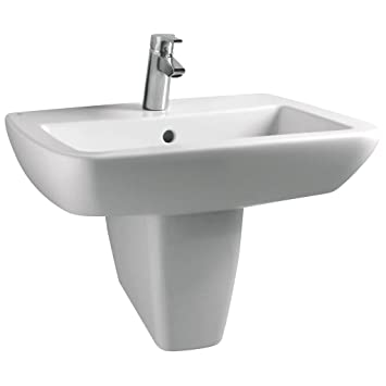 Lavabo Ideal Standard Serie 21 68X52 Bianco Eu