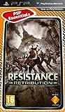 PSP ESSENTIALS RESISTANCE: RETRIBUTION