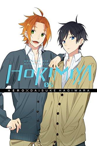 Horimiya Vol  5 - Manga Review — Taykobon