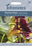 MFFL 英国ミスターフォザーギルズシード Nasturtium Purple Emperor ナスターチウム・パープル・エンペラー*2015年度新品種