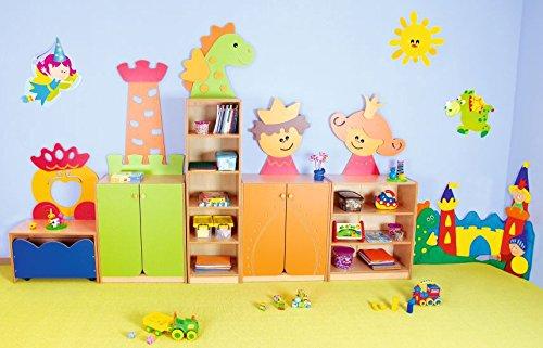 Holzschrank Set - Kollektion