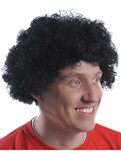Spirit Wig Black - 1
