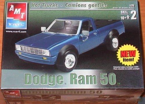 Dodge Ram 50 Pick-Up Truck 1:25 Scale Model Kit (2002 Release) (Dodge Ram Model Kit compare prices)