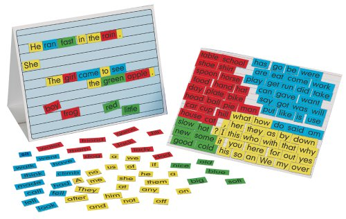 Smethport Tabletop Magnetic Sentence Builders (Building Words compare prices)
