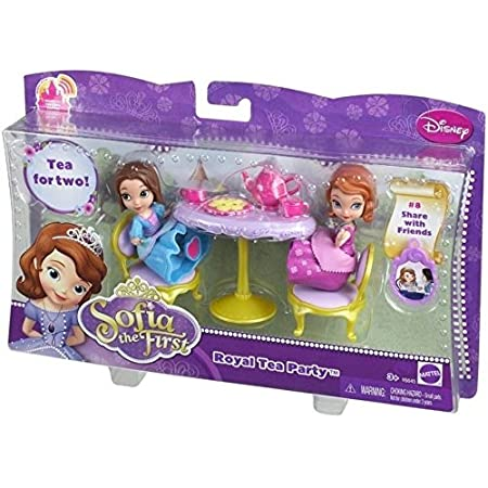 Based on the hit new animated series from Disney Junior, Sofia the First. After Sofia's mother marries the King of Enchancia, Sofia must adapt to an extraordinary life of royalty and learn how to be a princess - inside and out. To learn how to act li...