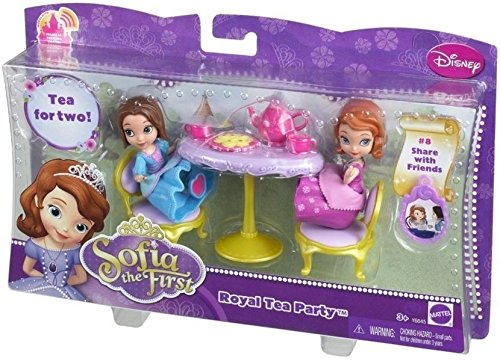 Disney Sofia The First Royal Tea Party Giftset front-784457