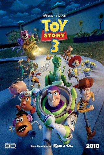 Toy Story 3 Movie Poster (27 X 40 Inches - 69Cm X 102Cm) (2010) Style Q -(Tom Hanks)(Tim Allen)(Michael Keaton)(R. Lee Ermey)(Joan Cusack)(Whoopi Goldberg) front-416453