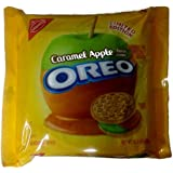 NABISCO OREO LIMITED EDITION CARAMEL APPLE COOKIES (1 PACK)