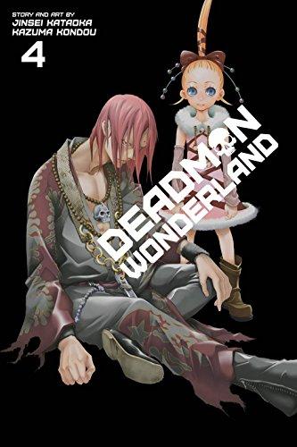 Deadman Wonderland Volume 4