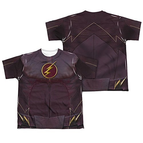 Sublimation: Front/Back Youth - Uniform The Flash T-Shirt