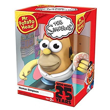Mr. Potato Head Simpsons Homer Figurine