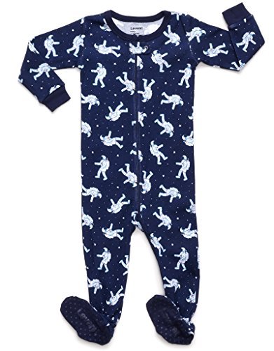 Leveret Baby Boys 2015 Footed Sleeper Pajama 100% Cotton (Size 6M-5 Years)...
