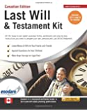 Last Will and Testament Kit