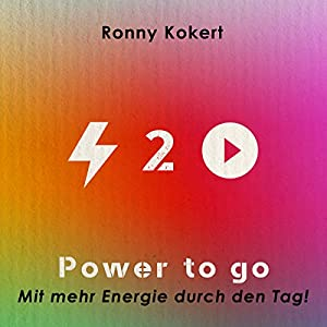 Power To Go Hörbuch