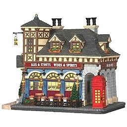 Big Ben Pub Village Building