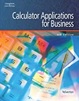 Calculator Applications for Business by Yelverton