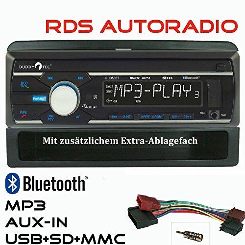 RDS-AUTORADIO-RUD50BT-USB-SD-WMA-Bluetooth-UKWMW-Ford-Focus-Fiesta-Mondeo-Transit