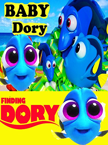 BABY DORY Finding BABY Dory Story With HANK Baby Kid Dory and Parents Disney Finding Nemo Sequel