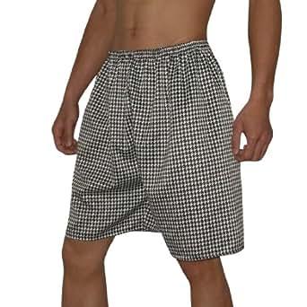 Silk couture mens sleepwear silk boxer for Mens silk shirts amazon