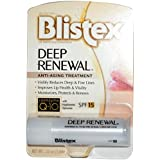 Blistex Deep Renewal, Anti-Aging Treatment (Pack Of 2)