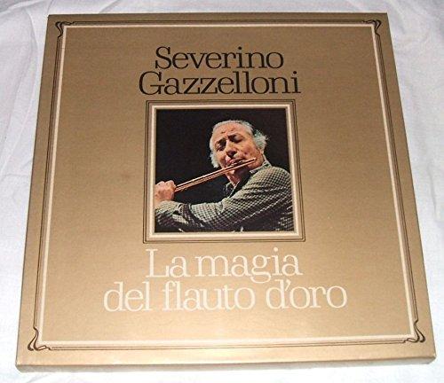 Severino Gazzelloni-LA MAGIA DEL FALUTO D'ORO - 6 LP IN COFANETTO (NUOVO)